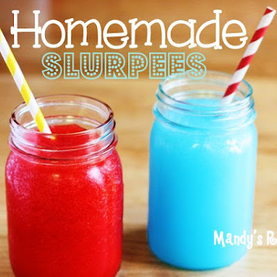 Homemade Slurpees