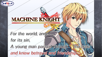 Screenshot of RPG Machine Knight