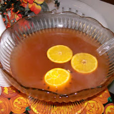 Warm and Spicy Autumn Punch