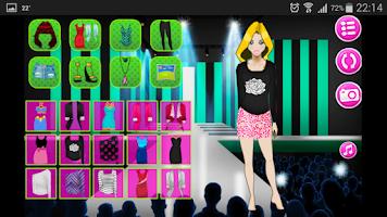 Screenshot of Juegos de vestir