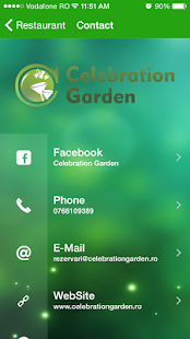 Celebration Garden - screenshot