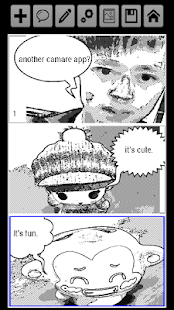 Strip Camera: Camera Cartoon - screenshot