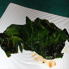 Grilled Collard Greens