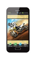 Screenshot of Wallpaper Live Motocross Sport