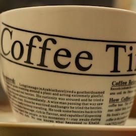 Coffee by Nishant Srivastava - Food & Drink Alcohol & Drinks ( hot drink, cofe table, drink, coffee, coffee cup )