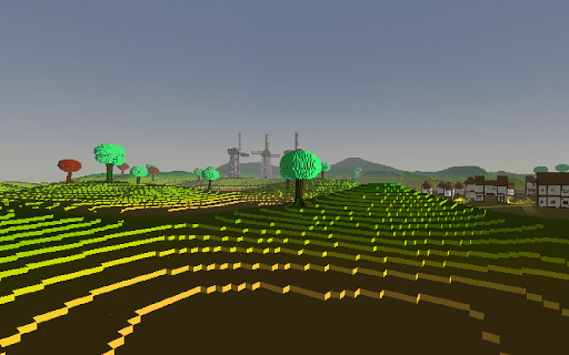 Cubeventure - screenshot