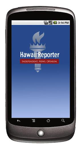 Hawaii Reporter