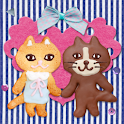 KakaoTalk Cookie Cat Theme icon