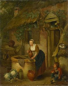 RIJKS: Jacobus Johannes Lauwers: painting 1799