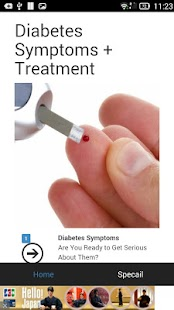 Diabetes Symptoms Treatment - screenshot