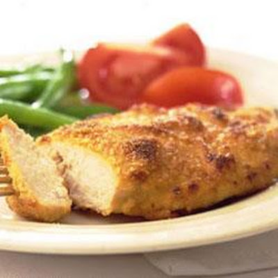 Baked Dijon Chicken