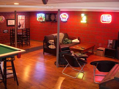 Atlanta Beer Snob My Basement Bar