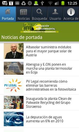 IM Innovación Medioambiental