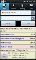 Screenshot of Mumbai Dashboard - SmartShehar