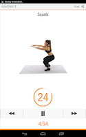 Screenshot of Sworkit Pro - Custom Workouts