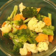 Lemon-pepper Veggies
