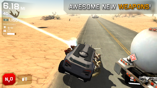 Zombie Highway 2 For PC