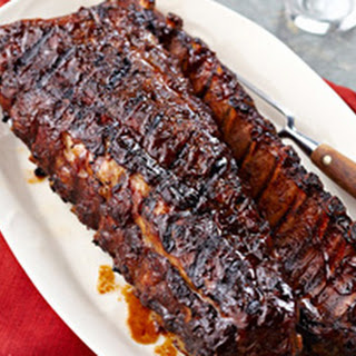 Brew-House Baby Back Ribs