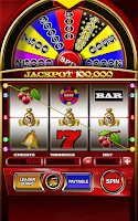 Screenshot of Money Wheel Slot Machine