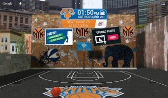 Screenshot of NBA 2014 Live Wallpaper