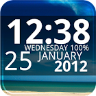 Digi Clock Widget icon