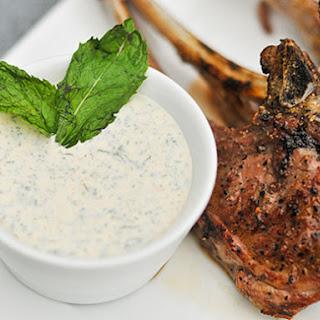 Yogurt Mint Sauce Greek Recipes