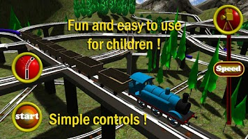 Screenshot of SteamTrains free