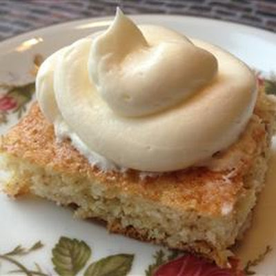 Liz's Banana Bars