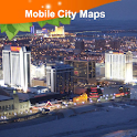 Atlantic City Street Map icon