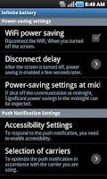 Screenshot of Infinite Battery(Trial)