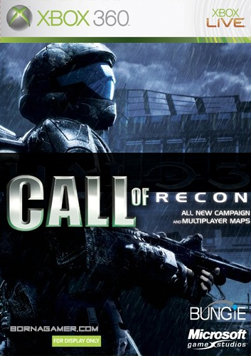 Call of Recon box art 002