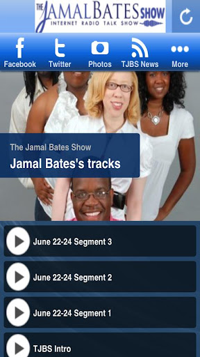 【免費娛樂App】The Jamal Bates Show-APP點子