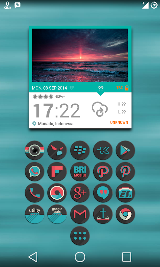 Skystone - Icon Pack Screenshot 3