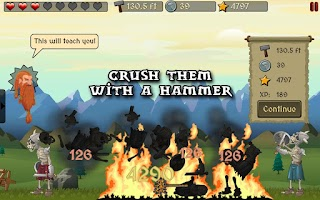 Screenshot of Dwarven Hammer