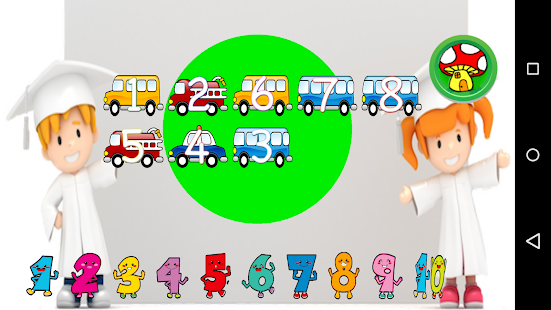Monkey Counting Numbers Free - screenshot
