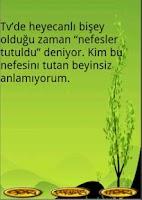 Screenshot of Komik Sözlü Mesajlar