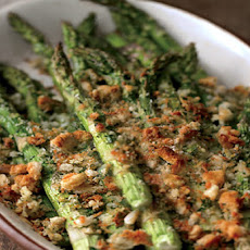 Asparagus and Asiago Gratin Recipe