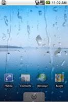 Screenshot of Rain Prank