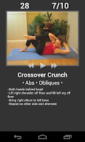 Screenshot of Daily Ab Workout