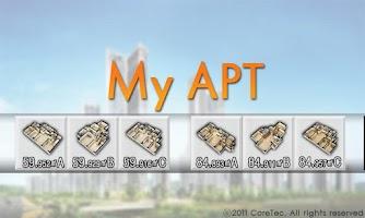 Screenshot of 마이 아파트(My APT)