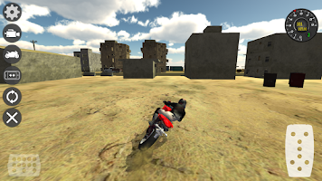Screenshot of Extreme Motorbike Jump 3D