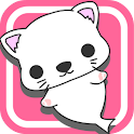Seal cat classification icon