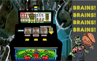 Screenshot of Zombie 3D Slot Machine FREE