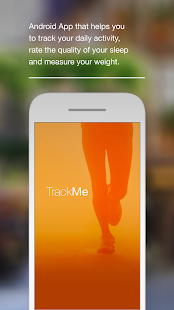 TrackMe - screenshot