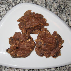 Chocolate Covered Cherry Protein Packed Cookies