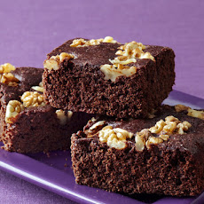 Ellie Krieger's Double-Chocolate Brownies