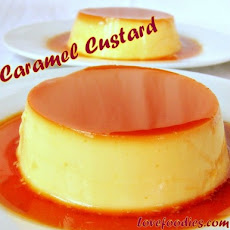 Silky Smooth Creme Caramel