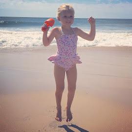 beach happy by Sarah Beth - Babies & Children Children Candids