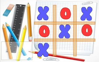Screenshot of Tic Tac Toe Deluxe!