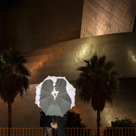 A Secret For You by Yansen Setiawan - Wedding Other ( creative, art, losangeles, illusion, disney concert hall, love, fineart, yansensetiawanphotography, prewedding, d800, wedding, lifestyle, la, photographer, yansensetiawan, nikon, yansen, engagement )